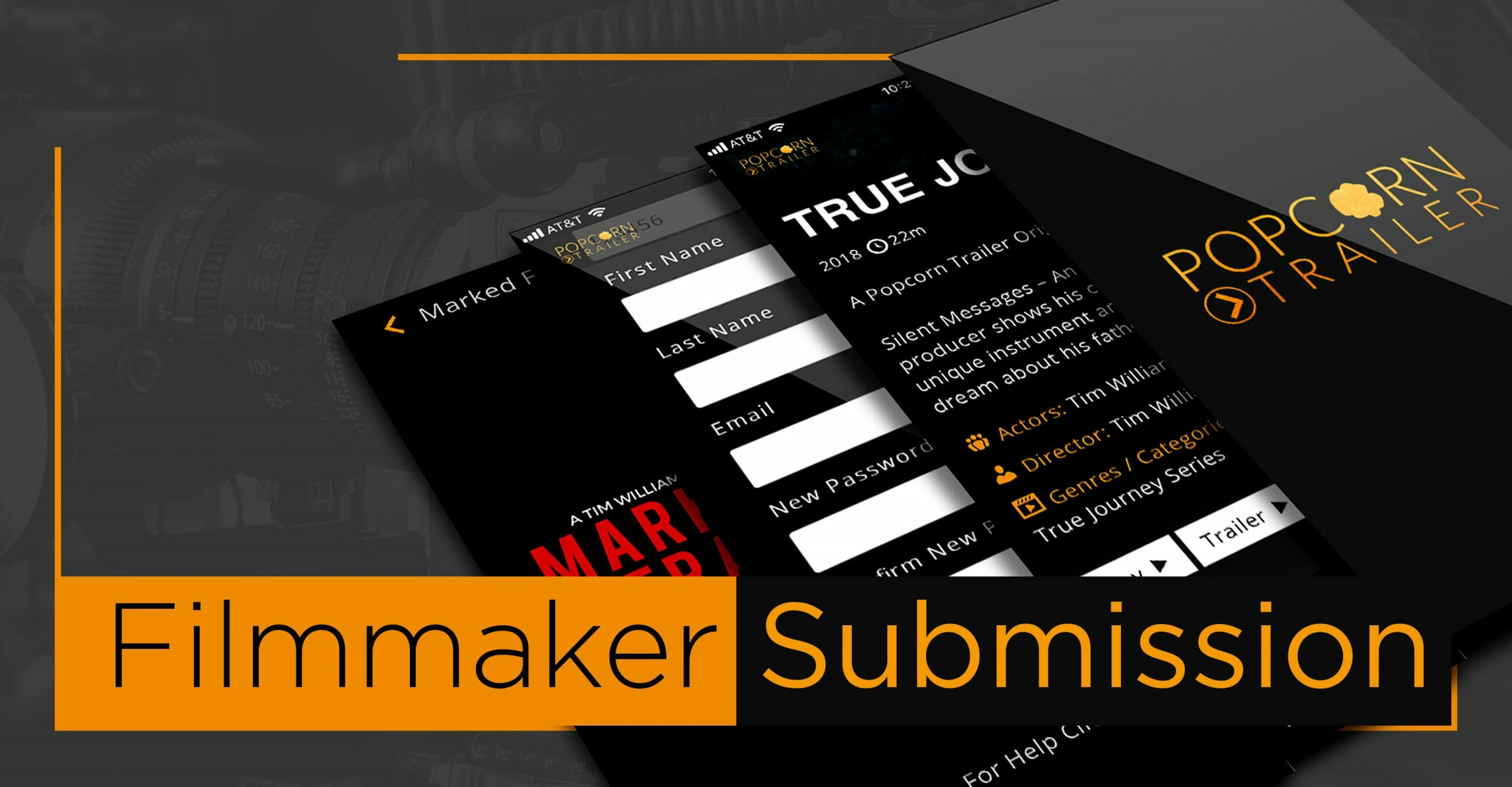 Submit Your Film — Popcorn Trailer Distribution