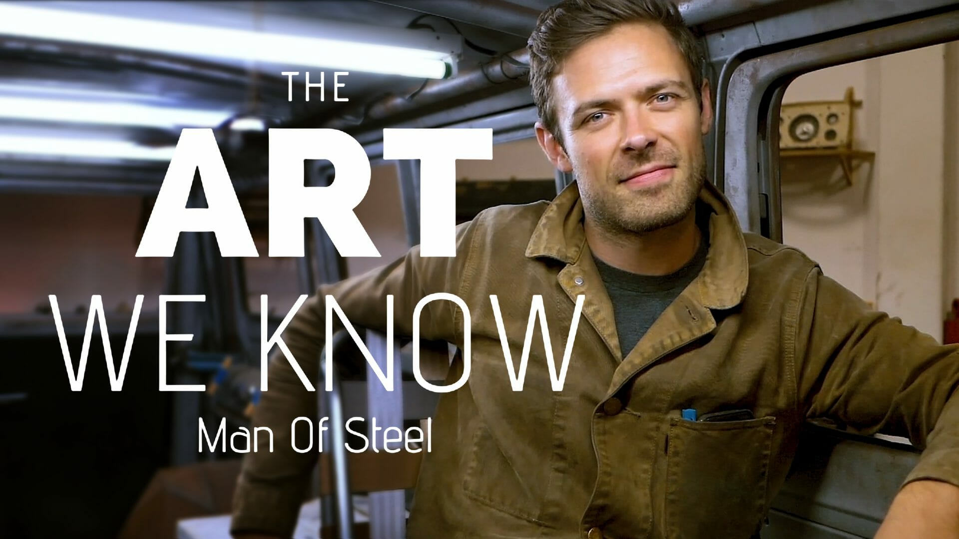 Documentary: The Art We Know | Steel in Motion